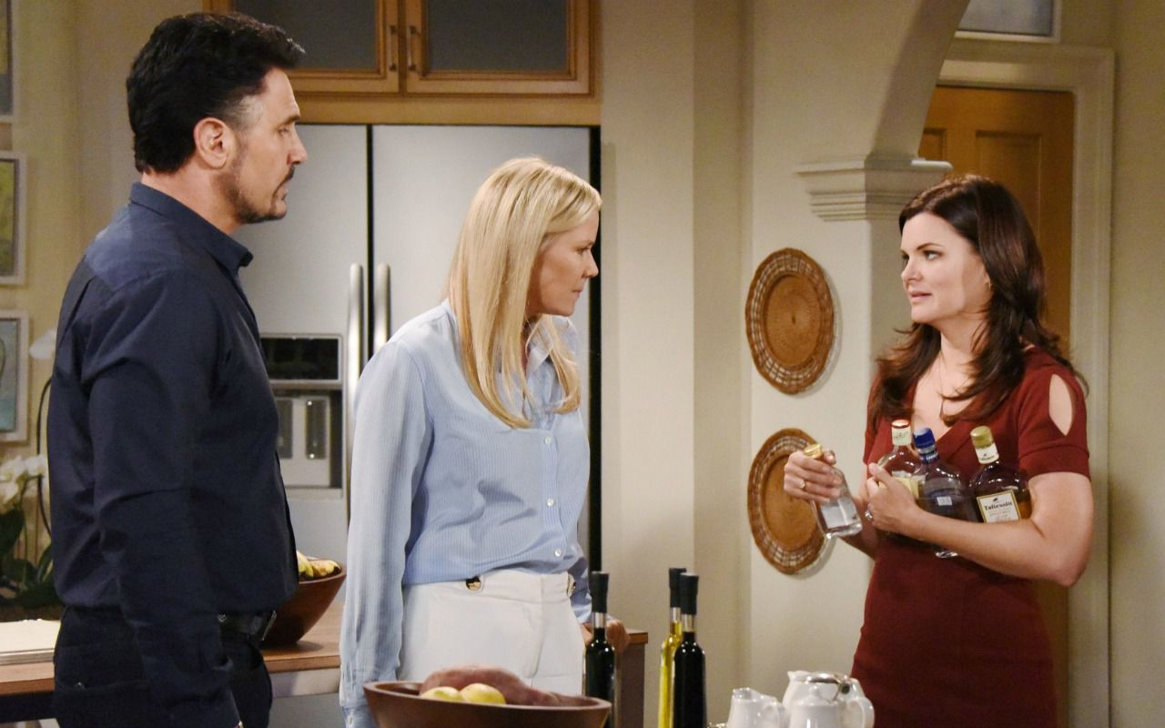 Beautiful: Bill e Brooke tornano insieme, anticipazioni puntate 28 novembre - 3 dicembre