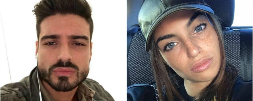 Fabio Colloricchio e Nicole Mazzocato, crisi annunciata su Instagram