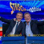 Striscia la notizia, torna la coppia Ezio Greggio e Enzo Iacchetti