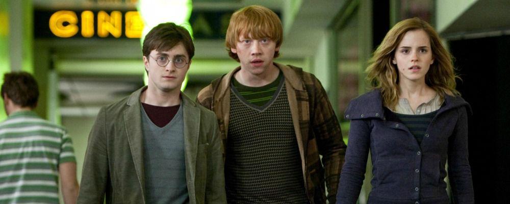 Harry Potter e i doni della morte - Parte I, la saga del mago verso il finale