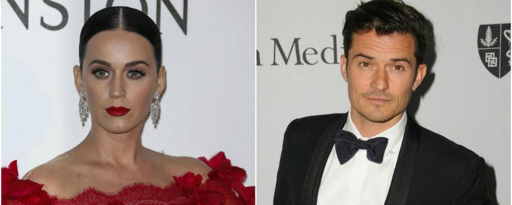 Katy Perry svela il nomignolo di Orlando Bloom nell'intimità
