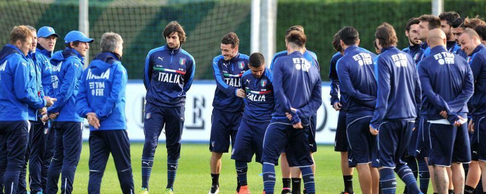 Italia Germania, l'amichevole in onda il 15 novembre