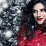 Laura Pausini: esce 'Laura Xmas Deluxe', la versione speciale del disco di Natale