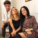 Andrea Damante e Giulia De Lellis tensioni a Pomeriggio 5 da Barbara d'Urso