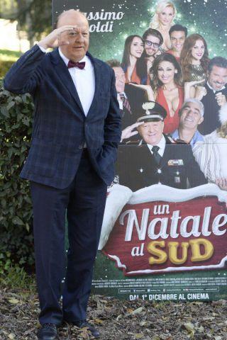Il cinepanettone di Massimo Boldi gioca d'anticipo con Un Natale al Sud