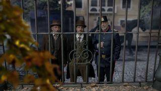 Victor Ros, le foto della nuova soap di Canale 5
