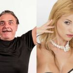 Nino Frassica innamorato di Barbara Exignotis, ex porno star