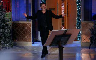 House Party, fotoracconto del Natale in tv di Laura Pausini e Gerry Scotti