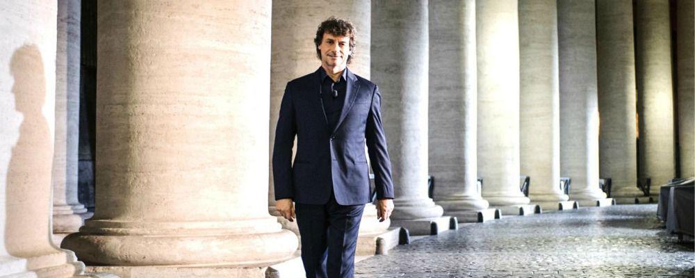 Ascolti tv, Stanotte a San Pietro trionfa con 6 milioni di telespettatori