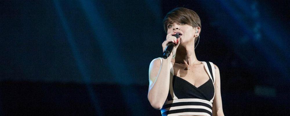 Alessandra Amoroso Vivere a colori Tour, il concerto su Italia1