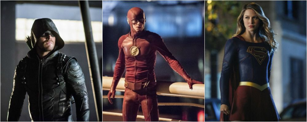 Supergirl, Arrow, The Flash e Gotham: da martedì 3 gennaio tutti insieme su Italia1