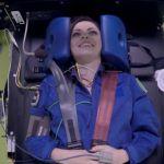 Tutta colpa di Galileo, Annalisa Scarrone si addestra da astronauta