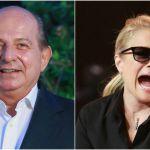 Giancarlo Magalli contro Heather Parisi: 'L'alzheimer è una brutta bestia'
