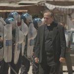 Francesco il Papa della gente: le immagini di scena