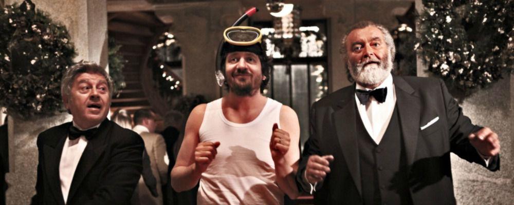 Il peggior Natale della mia vita, la commedia con Fabio De Luigi in tv