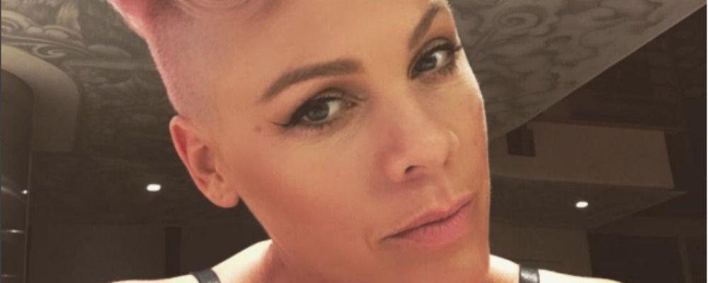 Pink di nuovo mamma: la cantante ha partorito un maschietto