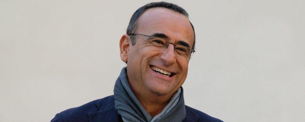 Carlo Conti: 'Sanremo 2018? No, 3 è il numero perfetto'