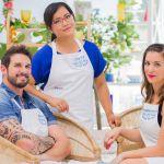 Bake Off Italia 4, il gran finale: la sfida è tra Francesca, Mattia e Joyce