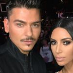 Kim Kardashian, il trucco è total body