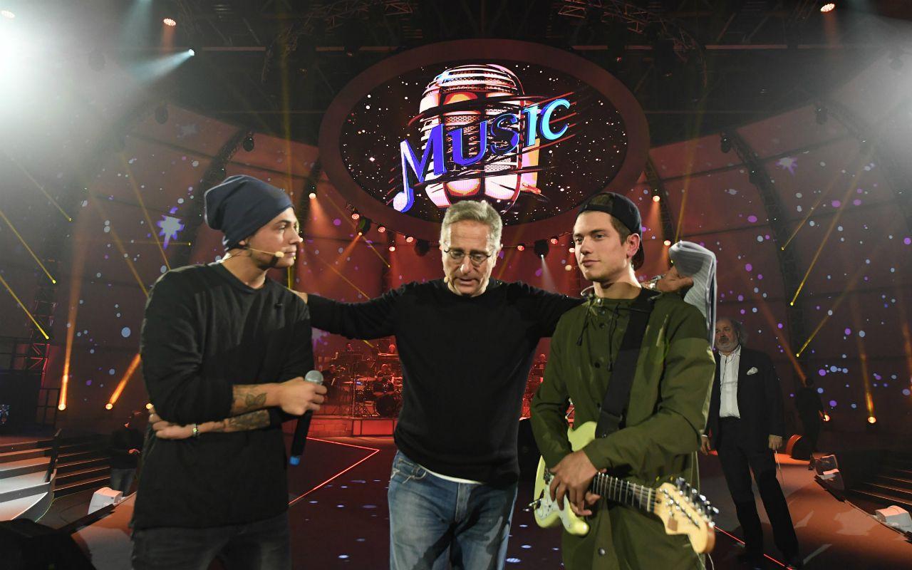 Music, seconda serata con Anastacia, Gerard Depardieu e Benji e Fede