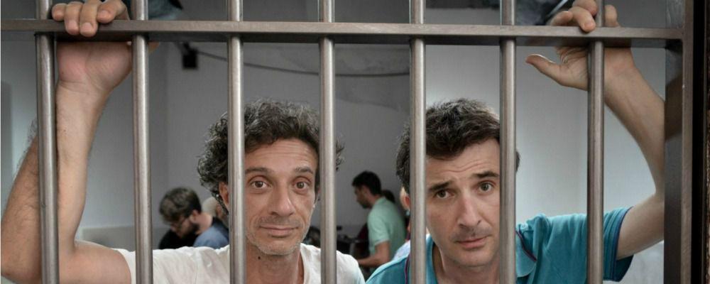 Andiamo a quel paese, il film di Ficarra e Picone in tv