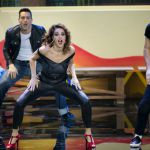 Dance Dance Dance, nella settima puntata Claudia Gerini reinterpreta Grease