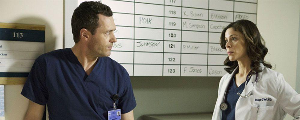 Complications, medici con la pistola