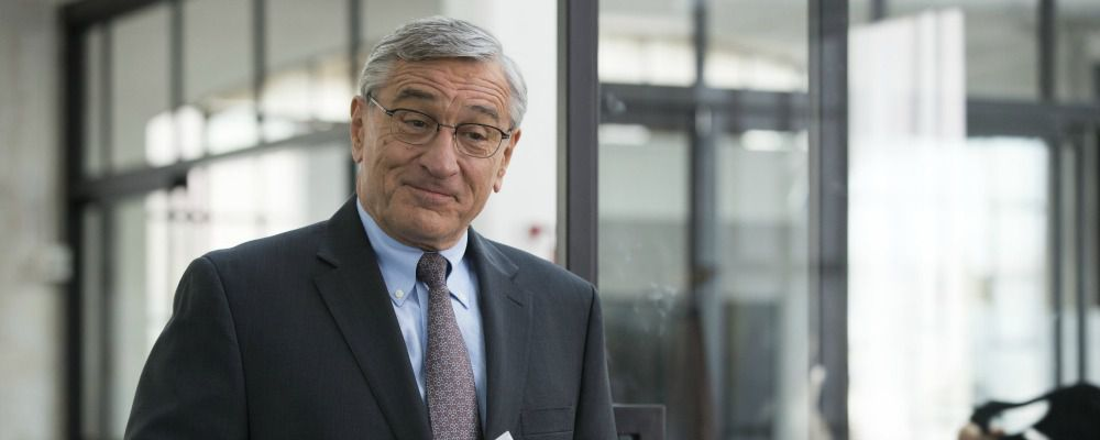 Lo stagista inaspettato, il film con Robert De Niro in prima visione tv
