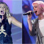 Sanremo 2017, Emma e il messaggio social per Elodie