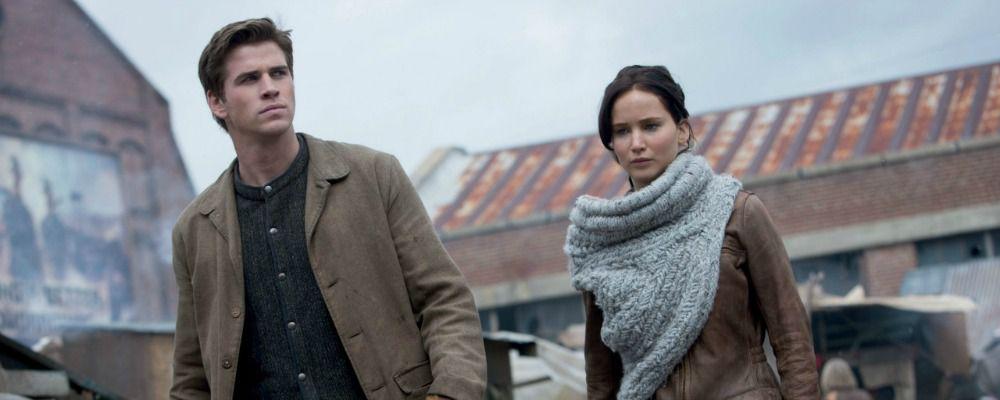 Hunger Games la ragazza di fuoco, continua la saga in tv