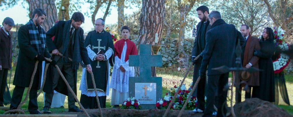 Il Segreto, la morte di Bosco e Berta: anticipazioni dell'8 gennaio