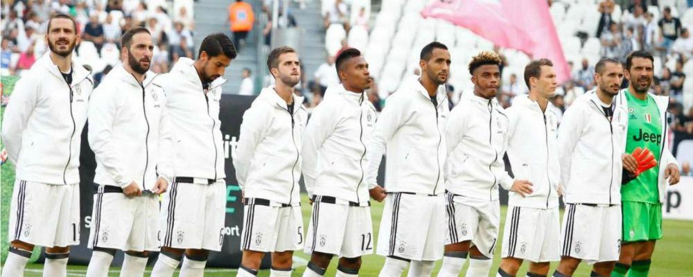 Champions League 2017, la partita di ritorno della semifinale Juventus vs Monaco su Canale5