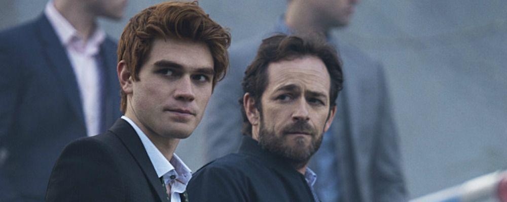 Da Beverly Hills 90210 a Riverdale: il ritorno in tv di Luke 'Dylan' Perry