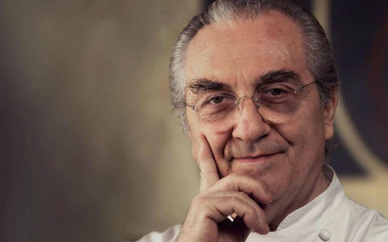 Gualtiero Marchesi: l'arte in cucina per distinguersi
