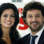 Leonardo Pieraccioni e Laura Torrisi insieme in montagna per amore della figlia