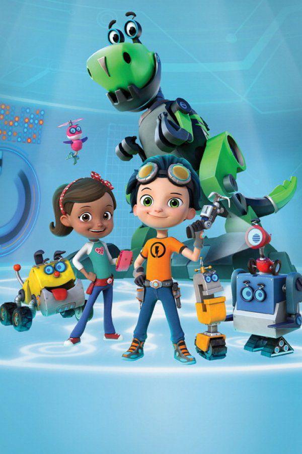 Rusty Rivets, arriva su NickJr la nuova serie animata dedicata alla scienza