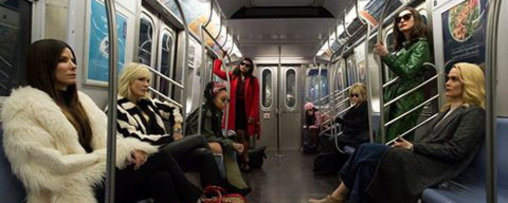 Ocean's 8: Sandra Bullock, Cate Blanchett e Rihanna nel sequel di Ocean's Eleven