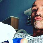 Eros Ramazzotti ricoverato in ospedale: il messaggio ai fan
