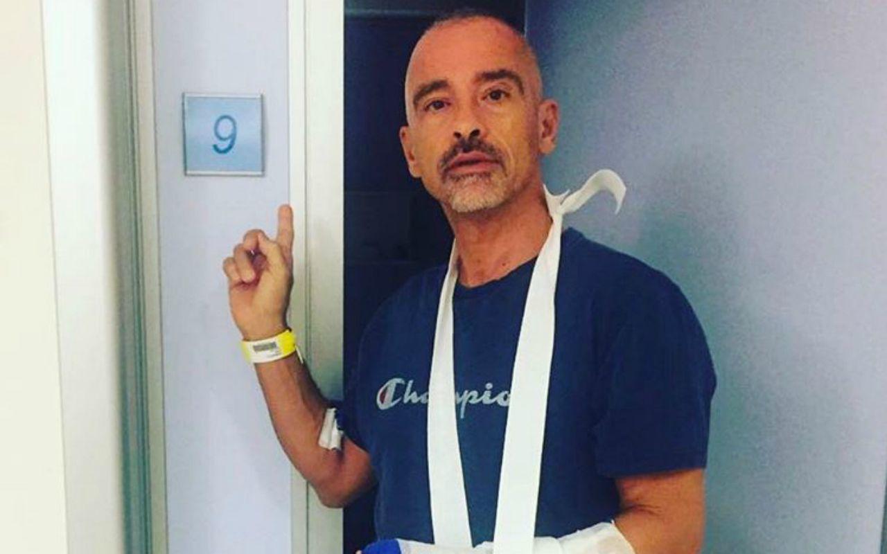 Eros ramazzotti ricoverato in ospedale il messaggio ai - Instagram messaggio letto ...