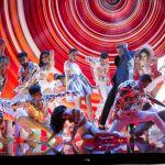 Sanremo 2017, con Sven Otten balla la crew di Dance Dance Dance