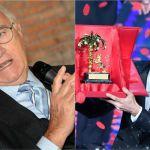 Pippo Baudo critica Francesco Gabbani: 'Occidentali's Karma durerà 3 mesi'