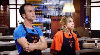 MasterChef 6, il fotoracconto della nona puntata: la cucina americana elimina Gabriele, il napoletano Michele cade sui panzerotti