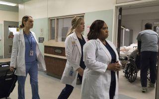 Grey's Anatomy, le immagini della 13 stagione