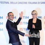 Sanremo 2017: l'8 febbraio la seconda serata con Robbie Williams e Francesco Totti