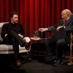 L'intervista, Raoul Bova in lacrime da Maurizio Costanzo: 'E' stato un momento difficile'