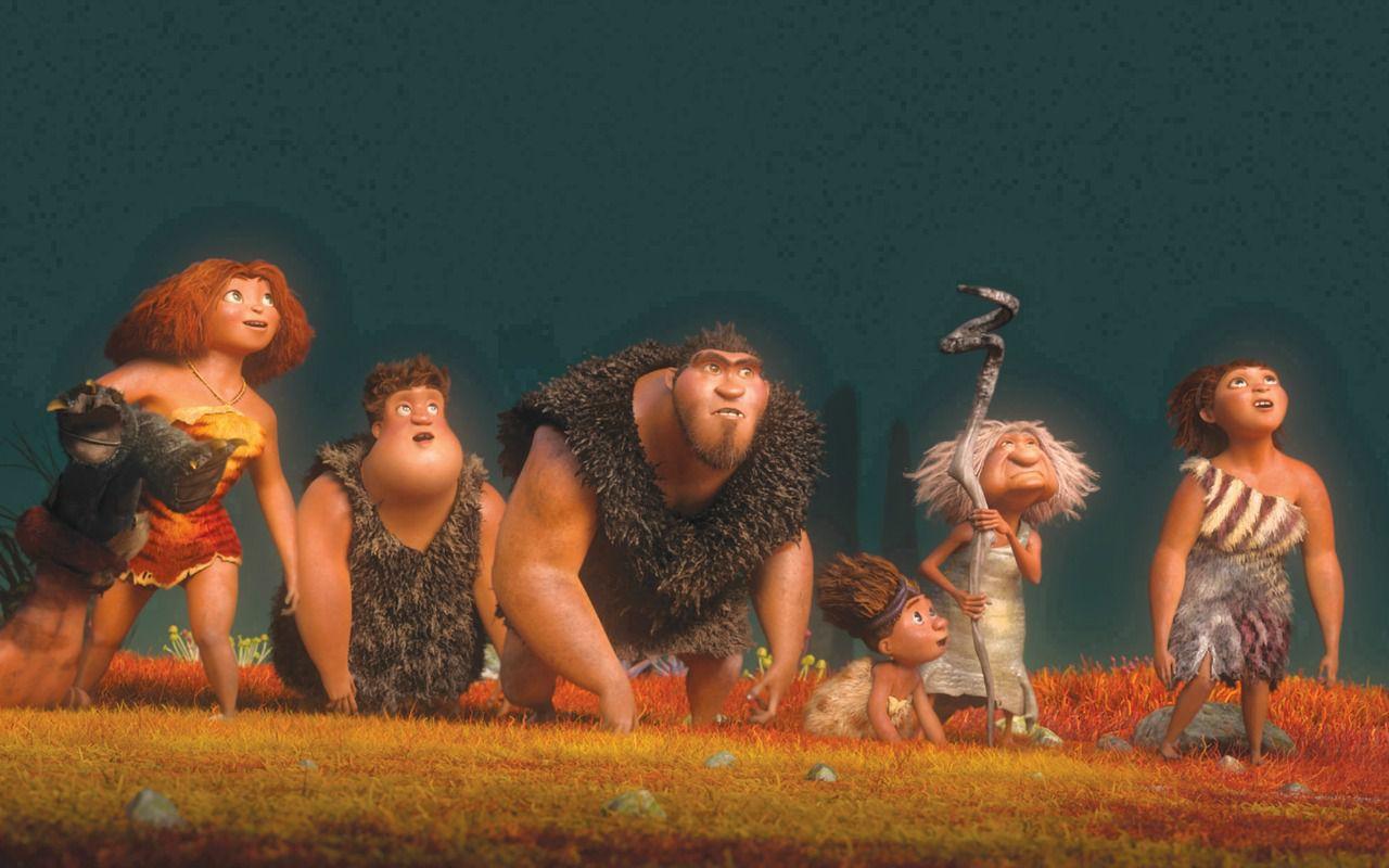 I Croods: trama e curiosità del film sulla famiglia di cavernicoli