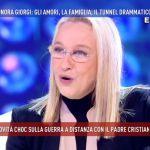 Domenica Live, Eleonora Giorgi: 'A 23 anni schiava dell'eroina'