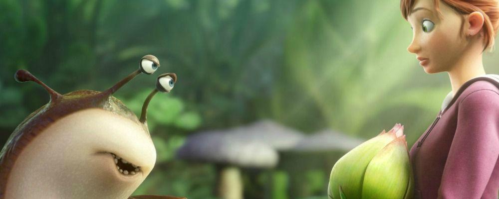 Epic il mondo segreto, trama e curiosità sul film in prima tv
