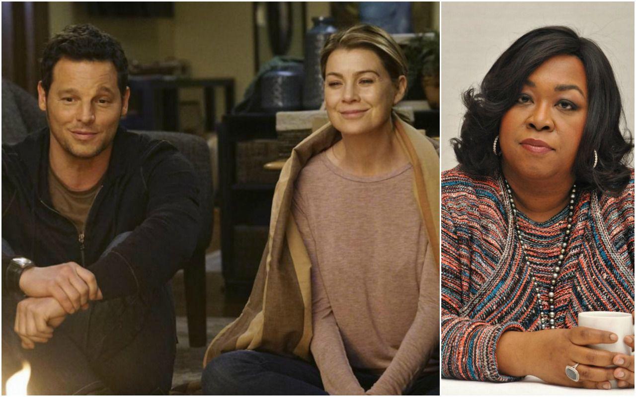 Grey's Anatomy 13, Ellen Pompeo: 'Una storia con Alex? Vorrei solo mio marito'