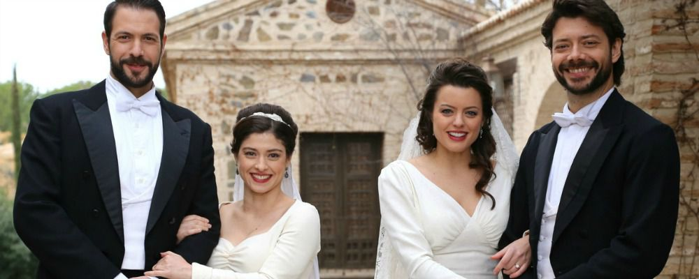 Matrimonio In Segreto : Il segreto doppio matrimonio a puente viejo tvzap
